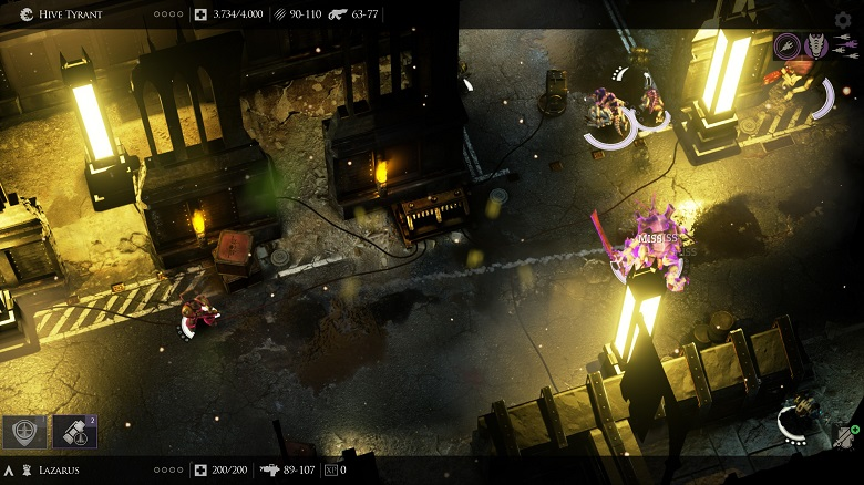 《战锤40K:死亡守望-加强版》免安装简体中文硬盘版