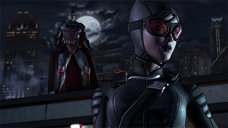 《蝙蝠侠》第1章免安装简体中文未加密正式版下载