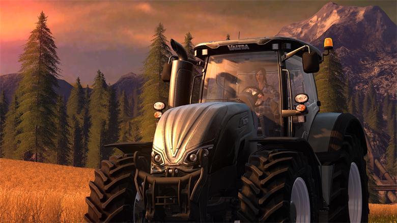 《模拟农场17》免安装简体中文绿色硬盘版下载