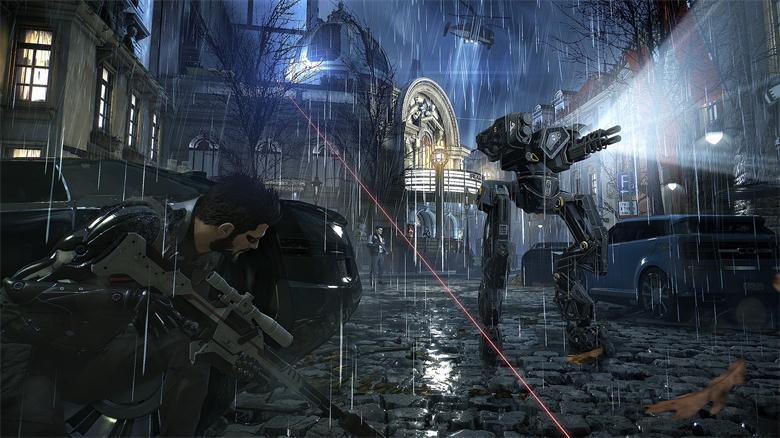 《杀出重围:人类分裂》免安装简体中文高清汉化硬盘版下载