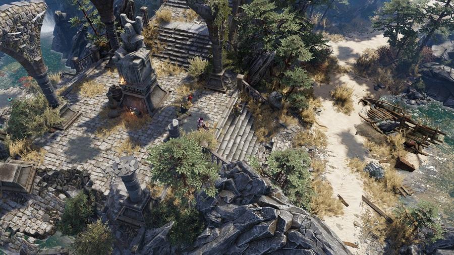 《神界原罪2》免安装简体中文绿色硬盘版下载-最佳RPG游戏之一