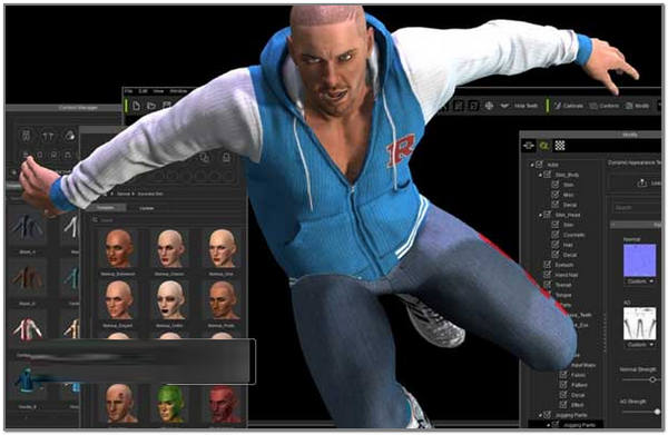 Character Creator(3D角色建模软件)免费破解版下载