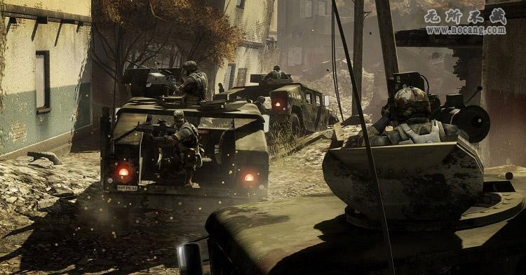 《战地:叛逆连队2》免安装简体中文硬盘版免费下载