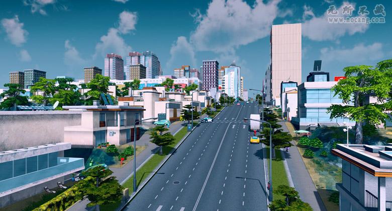 《城市:天际线》免安装简体中文硬盘版下载[模拟] [1.62GB]