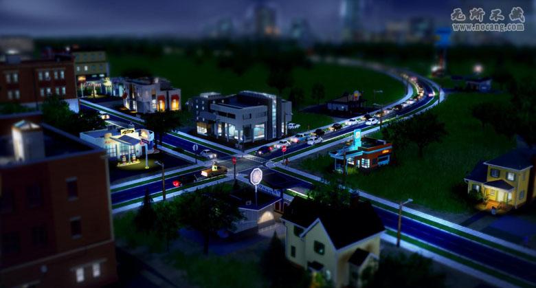 《模拟城市5:未来之都》免安装中文硬盘版下载 [模拟]