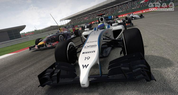 《F1 2014》免安装中文硬盘版下载 [竞速] [2.83GB]