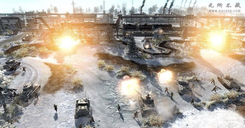 《战争之人:突击小队2》免安装硬盘版下载[即时战略]