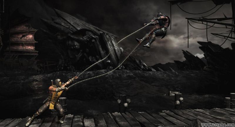 Mortal Kombat X (3)