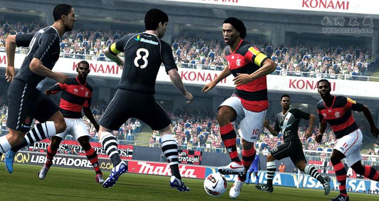 《实况足球2013》PES2013免安装中文硬盘版下载[竞技足球]