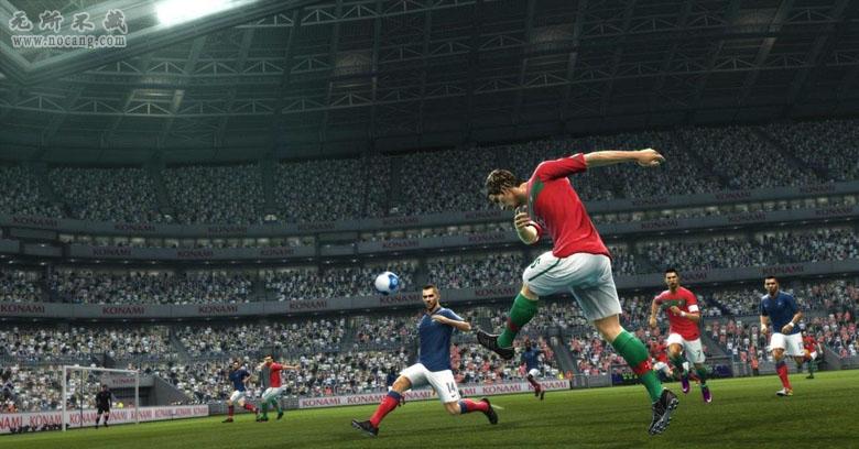 《实况足球2012》PES2012免安装中文硬盘版下载 [竞技足球]
