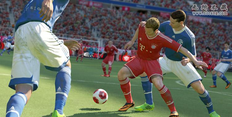 《实况足球2014》PES2014免安装简体中文硬盘版免费下载