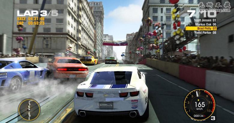 《超级房车赛:起点》免安装中文硬盘版下载[竞速]