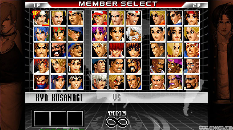 The King of Fighters (2)