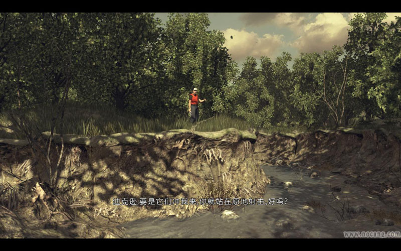 《行尸走肉:生存本能》免安装简体中文硬盘版下载[射击(FPS)游戏]