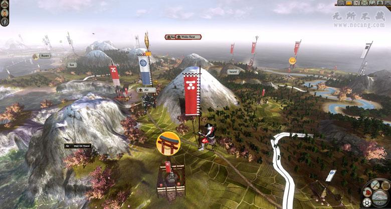 《全面戰爭:幕府將軍2》完美免安裝中文漢化硬盤版