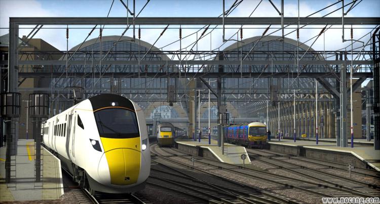 《模拟火车2015》免安装简体中文硬盘版下载[模拟经营][2.52GB]