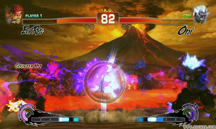 《终极街头霸王4》免安装中文硬盘版下载[格斗] [8.72GB]