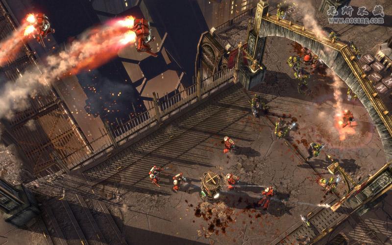 《战锤40K:战争黎明2》简体中文硬盘版免费下载