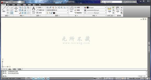 简单介绍AutoCAD2010的常用工具