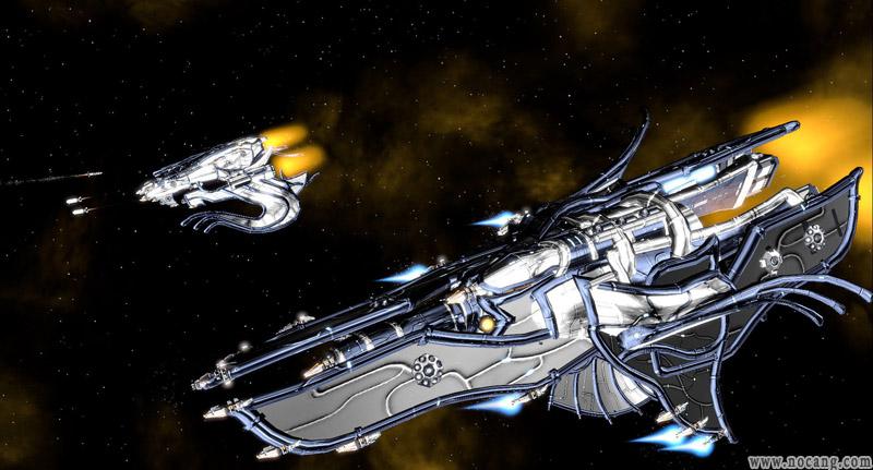 《银河文明3》免安装简体中文硬盘版下载[太空策略游戏]