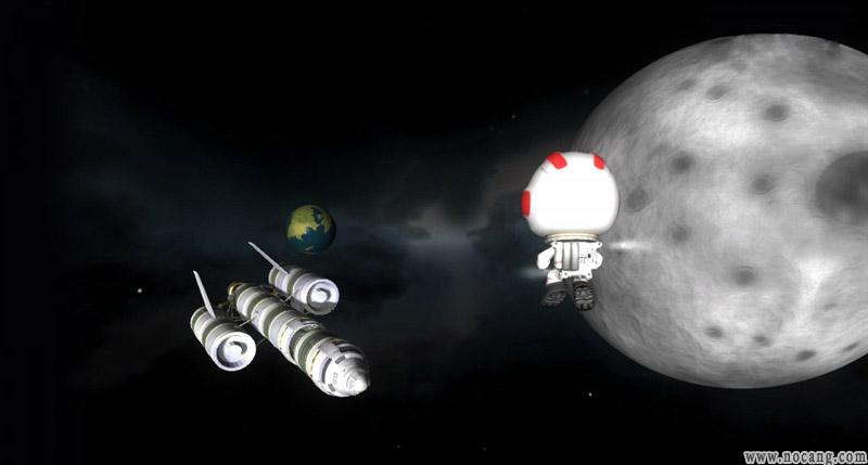 《坎巴拉太空计划》免安装英文硬盘版下载【模拟经营】