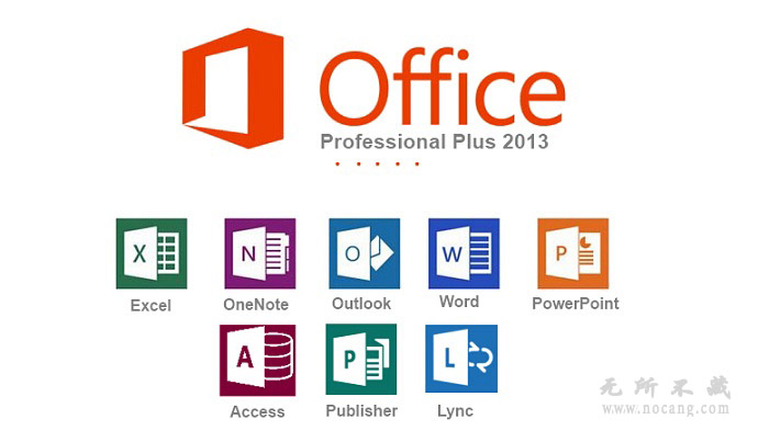 Microsoft Office 2013官方简体中文免费完整破解版下载(含office2013激活工具)