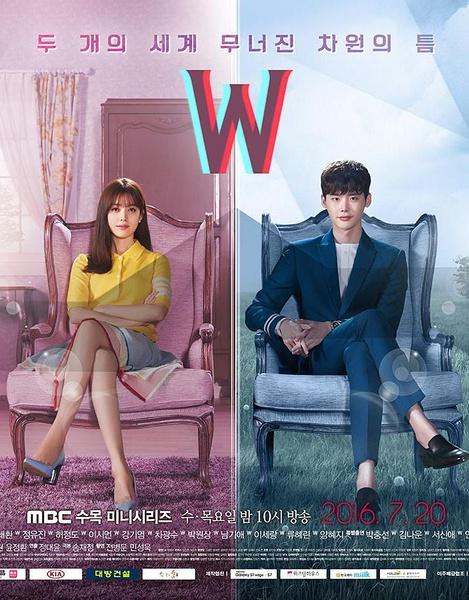 2016韩剧《W两个世界》电视剧高清全集迅雷下载