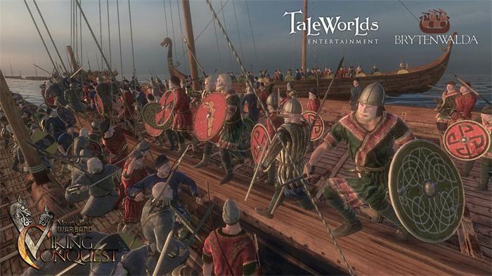 《战团-维京征服》简体中文智能安装版下载
