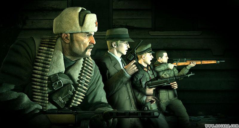 《狙击精英:纳粹僵尸部队》免安装简体中文硬盘版下载