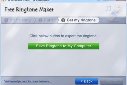 铃声制作软件(Free Ringtone Maker)免费版下载