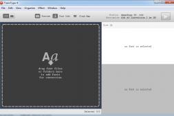 TransType4(mac与win字体转换工具)免费破解版下载