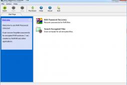 RAR Password Unlocker(压缩文件密码破解工具)免费版下载