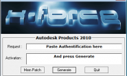 autocad2010(32位/64位)注册机下载(含序列号/密钥)