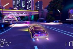 电动自行车霓虹灯赛车下载-电动自行车霓虹灯赛车游戏下载