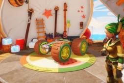 全明星水果赛车双人版下载-全明星水果赛车简体中文版游戏下载