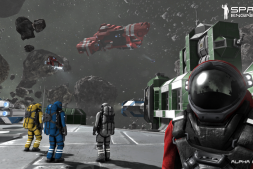 太空工程师游戏下载-太空工程师免安装中文版小镇