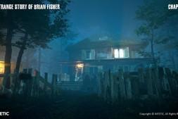 布莱恩费舍尔的奇异故事游戏下载-布莱恩费舍尔的奇异故事绿色度盘下载