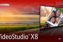 会声会影X8官方简体中文破解版+会声会影X8注册机免费下载