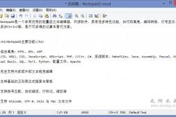 Notepad2 V4.2.25.935 中文绿色版32位+64位免费下载(文本编辑器)