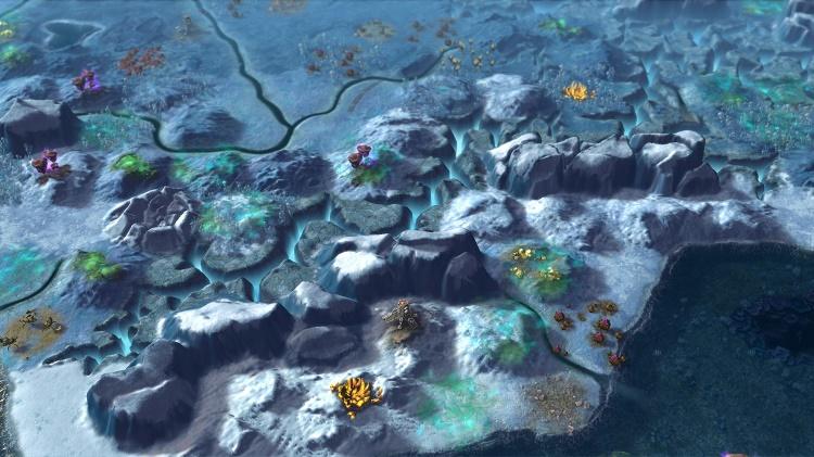 《文明:太空-潮起》免安装中文硬盘版下载【回合制策略游戏】
