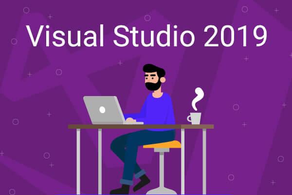 Visual Studio 2019(VS2019)免费专业版下载(含激活码)