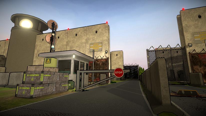 边境部队中文版下载-边境部队PC游戏下载