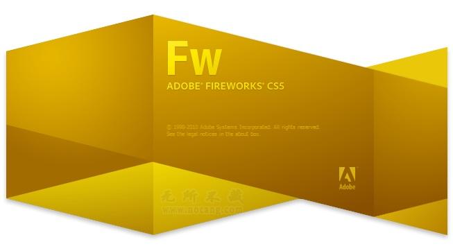 Adobe Fireworks CS5简体中文绿色精简版免费下载