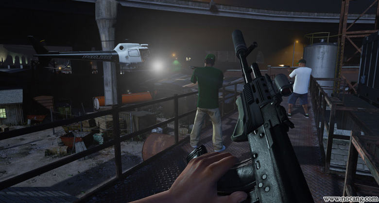 《侠盗猎车手5》GTA5 PC正式版Steam预载分流下载[动作冒险]