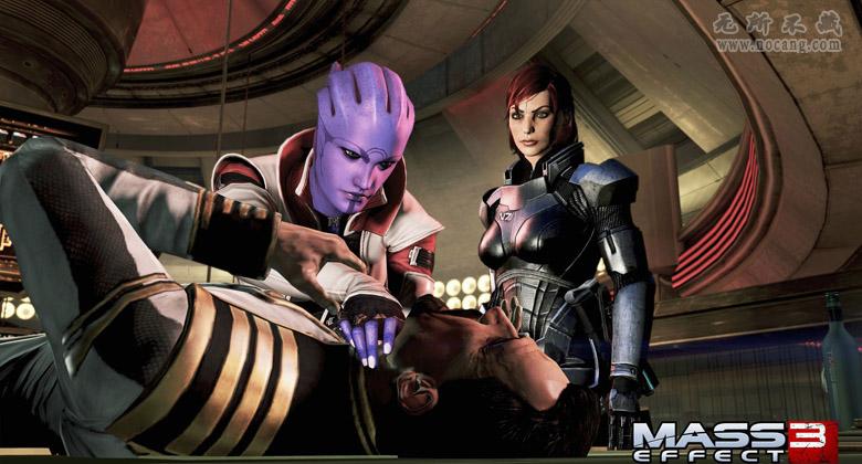 《质量效应3》全DLC免安装简体中文硬盘版免费下载