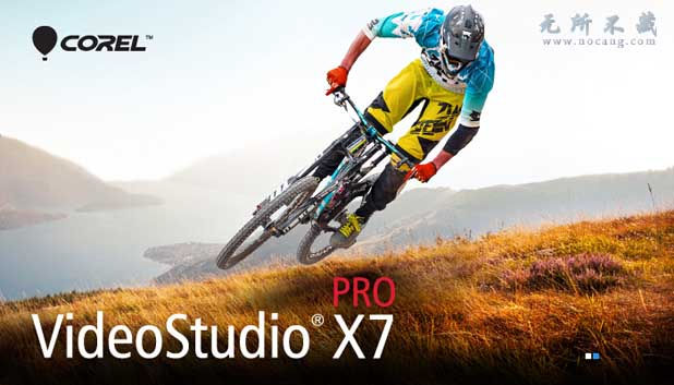 会声会影x7(Corel VideoStudio Pro X7)官方简体中文版下载