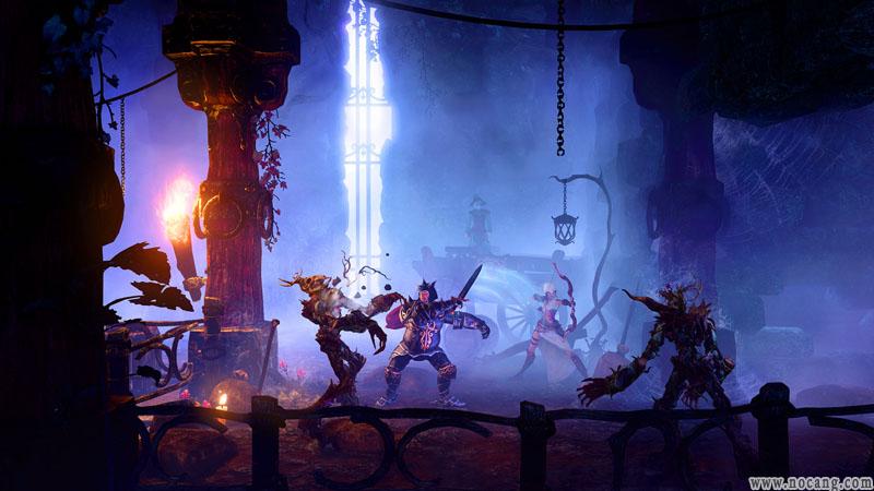 《三位一体3:权力圣器》免安装简体中文硬盘版下载[动作冒险]
